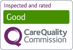 Care Quality Comission Good rating
